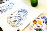 vanocni-pohlednice-akvarel-1