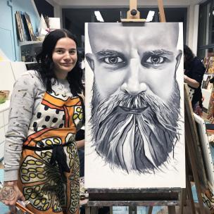 Kurz-kresby-malby-portretu-44