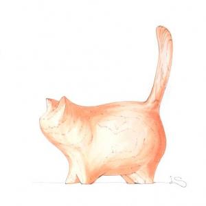 Velké tlusté kočičí rty obrázky