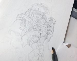 Kresleni Draw Planet Vytvarne Ateliery